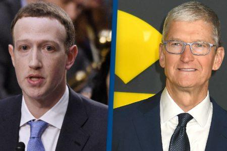 فیسبوک تلویحا پذیرفت که نبرد بر سر حریم خصوصی را به اپل باخته است