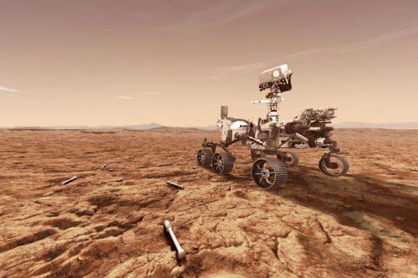 ناسا چگونه خاک مریخ را به زمین میآورد؟
