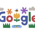 گوگل با دودل بهاری به پیشواز نوروز رفت؛ غیبت دوباره ایران در نقشه نوروز