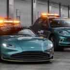 استون مارتین از سال 2025 وارد بازار خودروهای برقی میشود