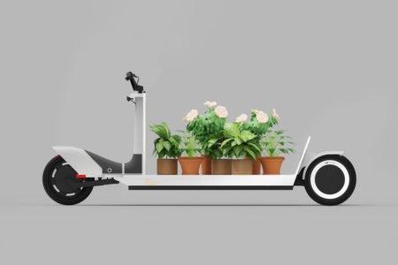 پولستارRe:Move معرفی شد؛ پیشنمایشی از یک اسکوتر برقی برای شهرهای آینده