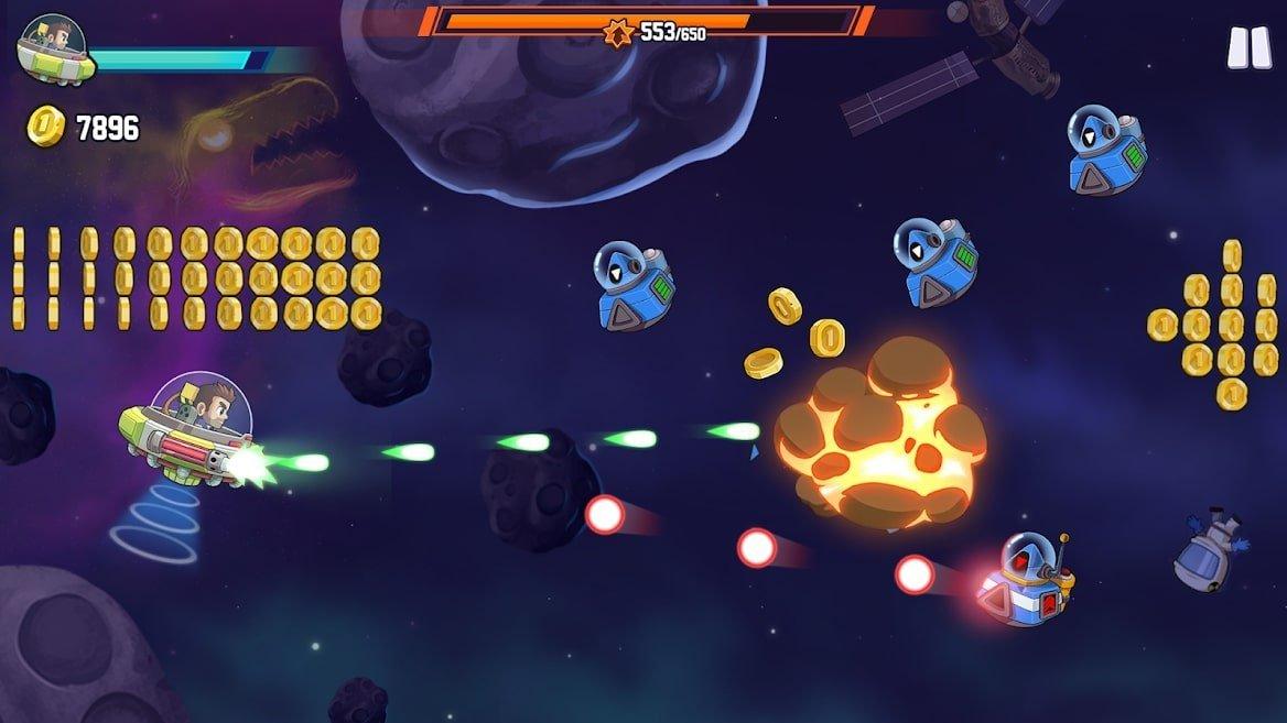 بازی Jetpack Joyride 2