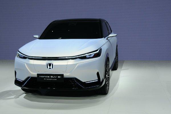 هوندا SUV e: Prototype