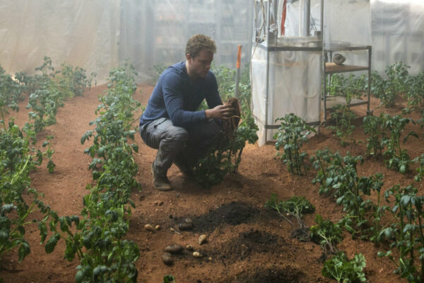 اخترکشاورزی: چطور میتوان به پرورش گیاهان خوراکی در خاک بیحاصل مریخ پرداخت؟