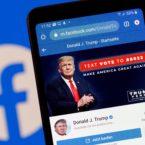 برخورد فیسبوک با ترامپ ادامه دارد؛ حذف ویدیوی مصاحبه با رئیس جمهور سابق آمریکا