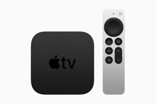 اپل تی وی جدید معرفی شد؛ ریموت کنترل متفاوت و پشتیبانی از HDR با نرخ رفرش ۱۲۰ هرتز