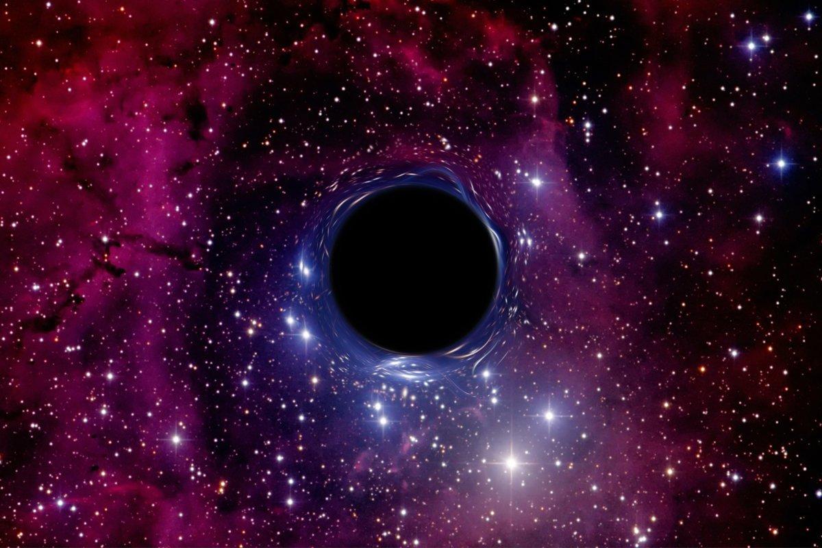 محققان بیش از ۱۰۰ سیاه چاله پنهان شده در کهکشان راه شیری را کشف کردند