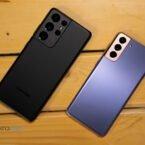 فروش گوشیهای سری گلکسی S21 از دو نسل قبل کمتر بوده است