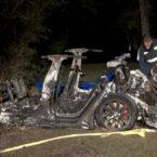 تسلا: در تصادف مرگبار تگزاس راننده پشت فرمان بوده است
