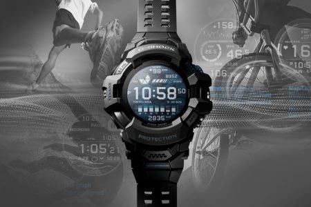 کاسیو از اولین ساعت هوشمند جی شاک با سیستم عامل Wear OS رونمایی کرد
