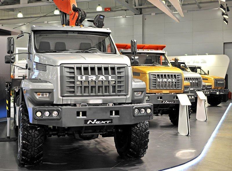 آغاز مذاکرات اولیه برای عرضه کامیون و اتوبوسهای روسی در بازار ایران