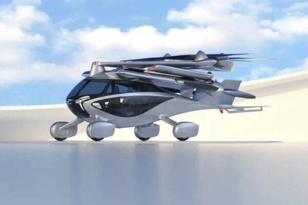 خودروی پرنده برقی Aska با طراحی منحصر بهفرد معرفی شد [تماشا کنید]