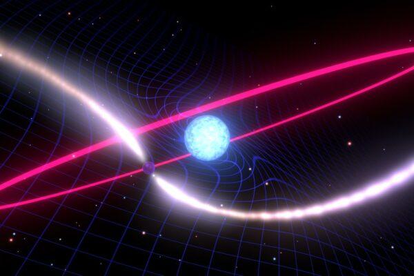نظریه نسبیت انیشتین: از خمش فضا-زمان تا امواج گرانشی