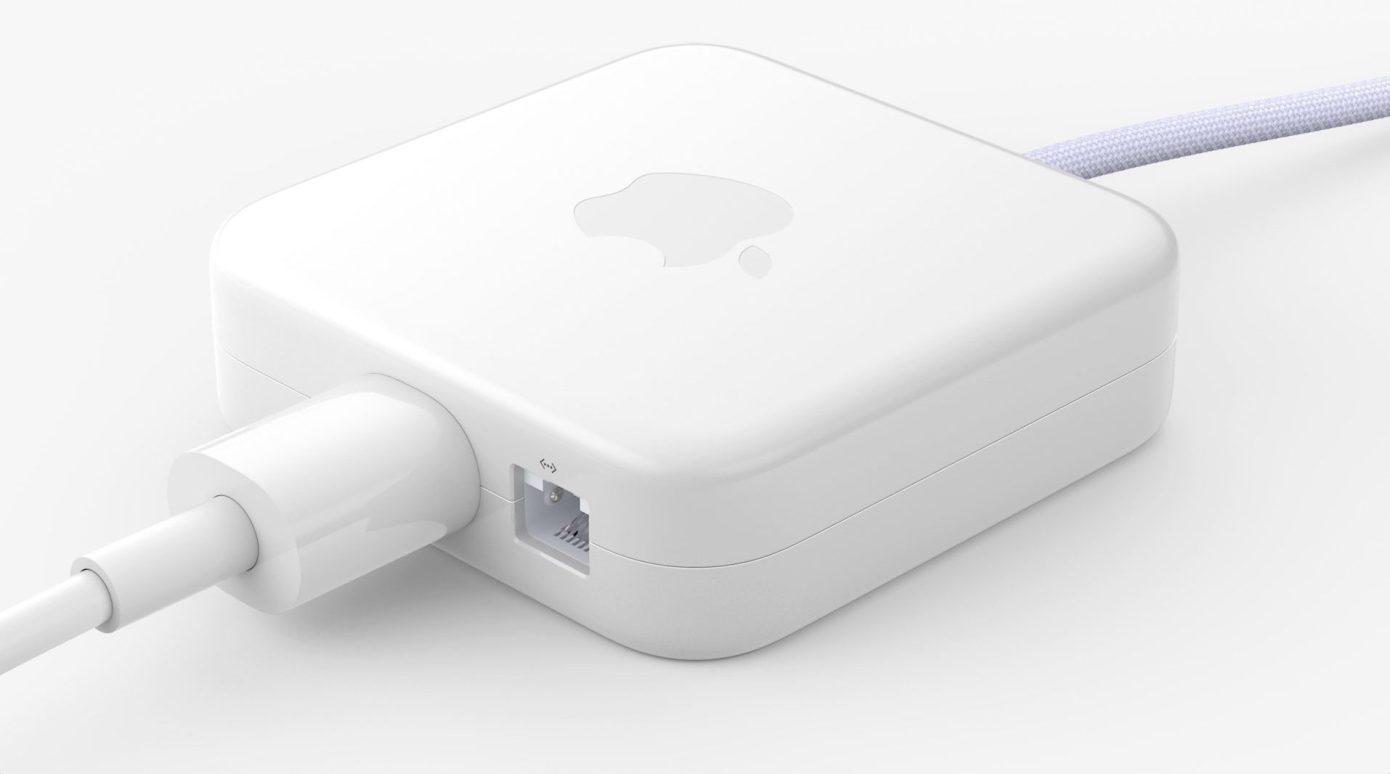 شارژر نسل جدید آی مک اپل از اتصال مغناطیسی و پورت اترنت بهره میبرد