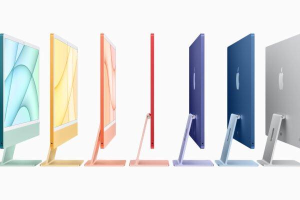 آیمک اپل با تراشه قدرتمند M1 و طراحی جدید رونمایی شد