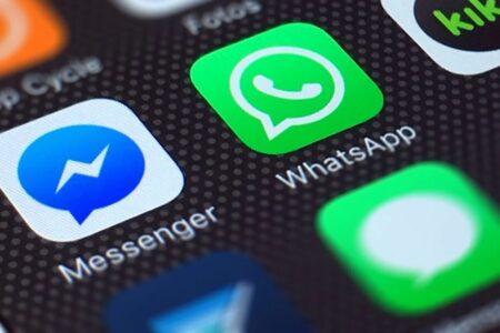 فیسبوک به تلاش برای ادغام واتساپ و مسنجر ادامه میدهد
