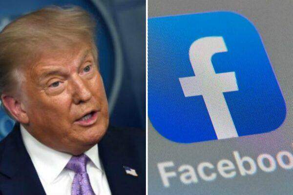 تصمیمگیری درباره سرنوشت اکانت ترامپ در فیسبوک و اینستاگرام به تعویق افتاد