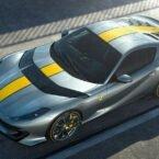 فراری 812 Competizione رسما معرفی شد؛ آخرین نغمه موتور V12 تنفس طبیعی