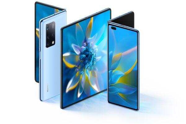 هواوی تا پایان ۲۰۲۱ سه گوشی تاشوی جدید روانه بازار میکند
