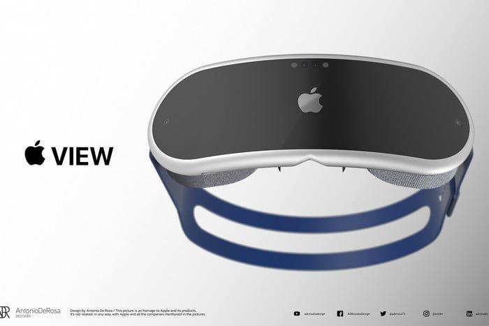 هدست واقعیت ترکیبی اپل