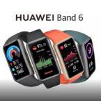 دستبند هوشمند هواوی بند ۶ با قیمت ۵۳ دلار معرفی شد