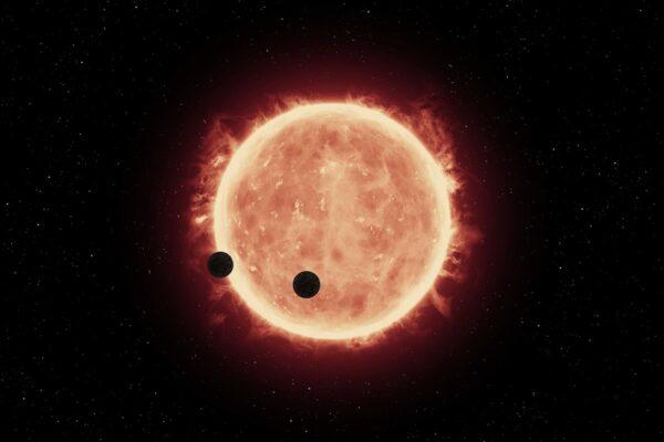 ابرزمین جدیدی در حال گردش به دور یک ستاره کوتوله سرخ کشف شد
