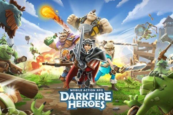 معرفی بازی Darkfire Heroes؛ جادوی قهرمانان