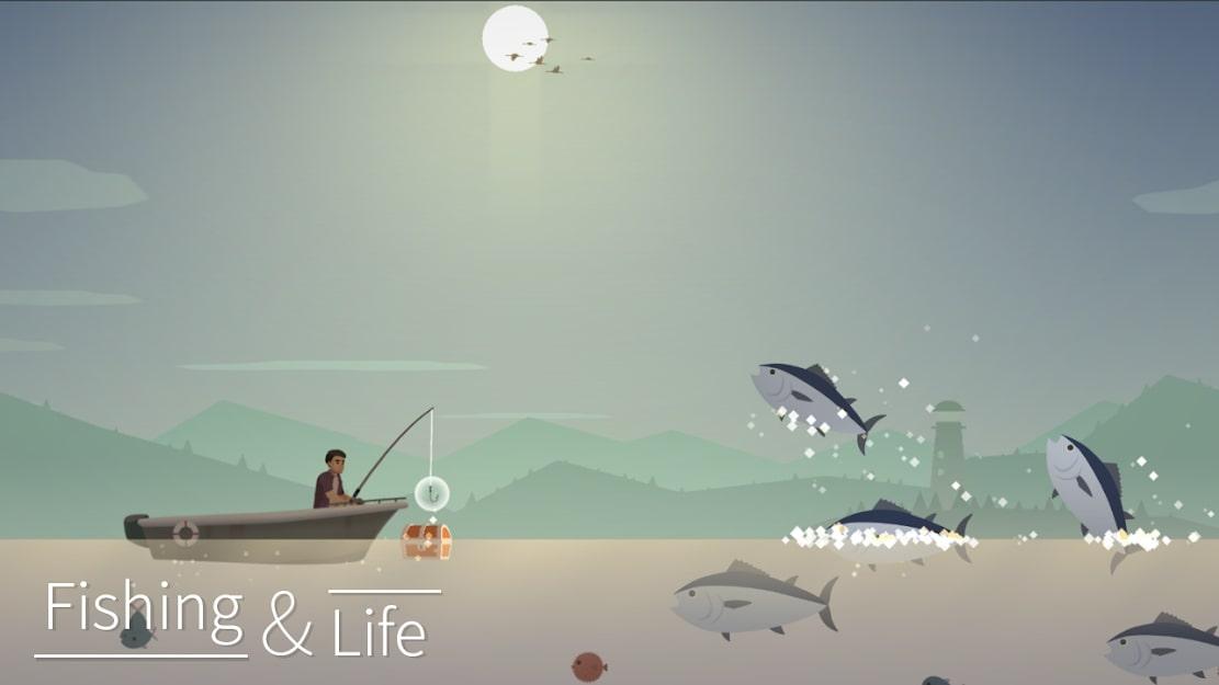 بازی Fishing and Life