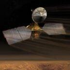 مدارگرد ناسا تصویر جدیدی از مریخنورد کنجکاوی به زمین مخابره کرد