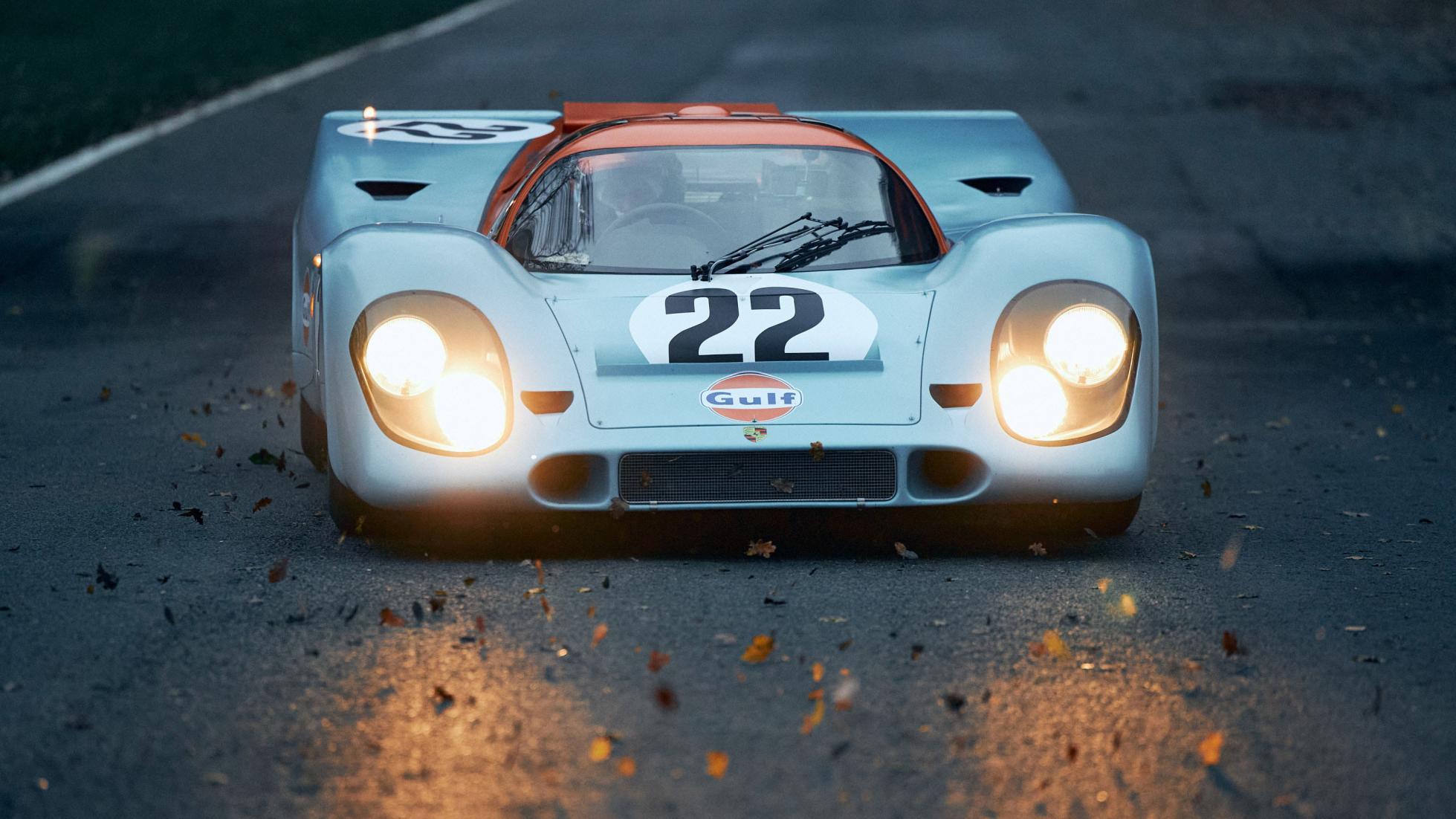پورشه 917k به حراج گذاشته میشود؛ تاریخیترین خودروی مسابقهای پورشه