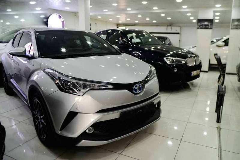 رکود در بازار خودرو
