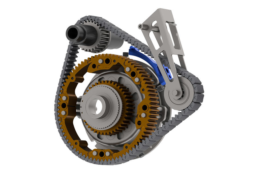 گیربکس کارآمد و بسیار ساده Inmotive برای تعویض دنده در خودروهای برقی معرفی شد