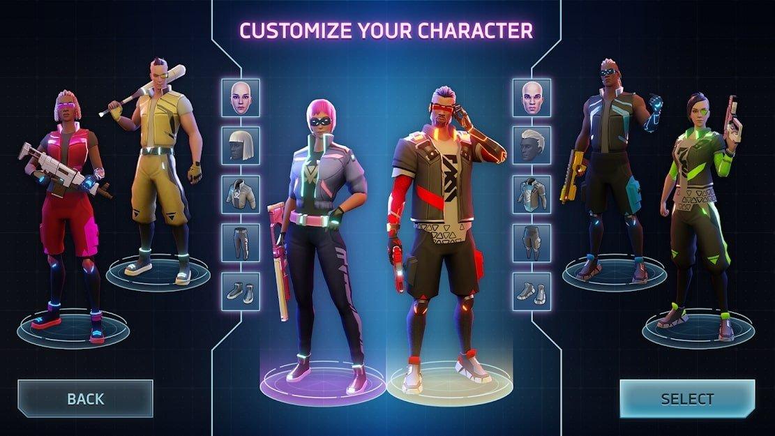 بازی Cyberika