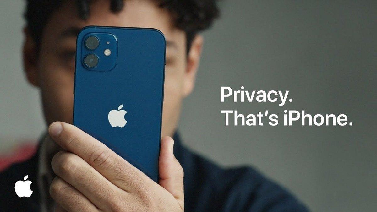تبلیغ جدید اپل قابلیت شفافیت ردیابی اپلیکیشنها را به تصویر میکشد [تماشا کنید]
