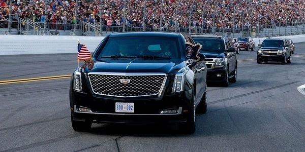 خودروی مخصوص رئیس جمهور آمریکا
