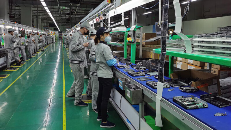 درآمد سالانه لنوو برای اولین بار از مرز ۶۰ میلیارد دلار گذشت