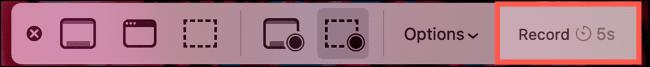 ضبط صفحه نمایش در مک