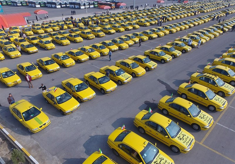 افزایش ۱۵۰ درصدی قیمت خودروها به معضل نوسازی ناوگان تاکسیرانی تبدیل شده است