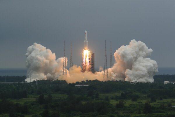 موشک چینی احتمالا شنبه وارد جو زمین میشود؛ محل دقیق برخورد با زمین مشخص نیست