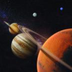 دیروز و فردای حلقههای مریخ؛ سیارهای که امروز حلقه ندارد