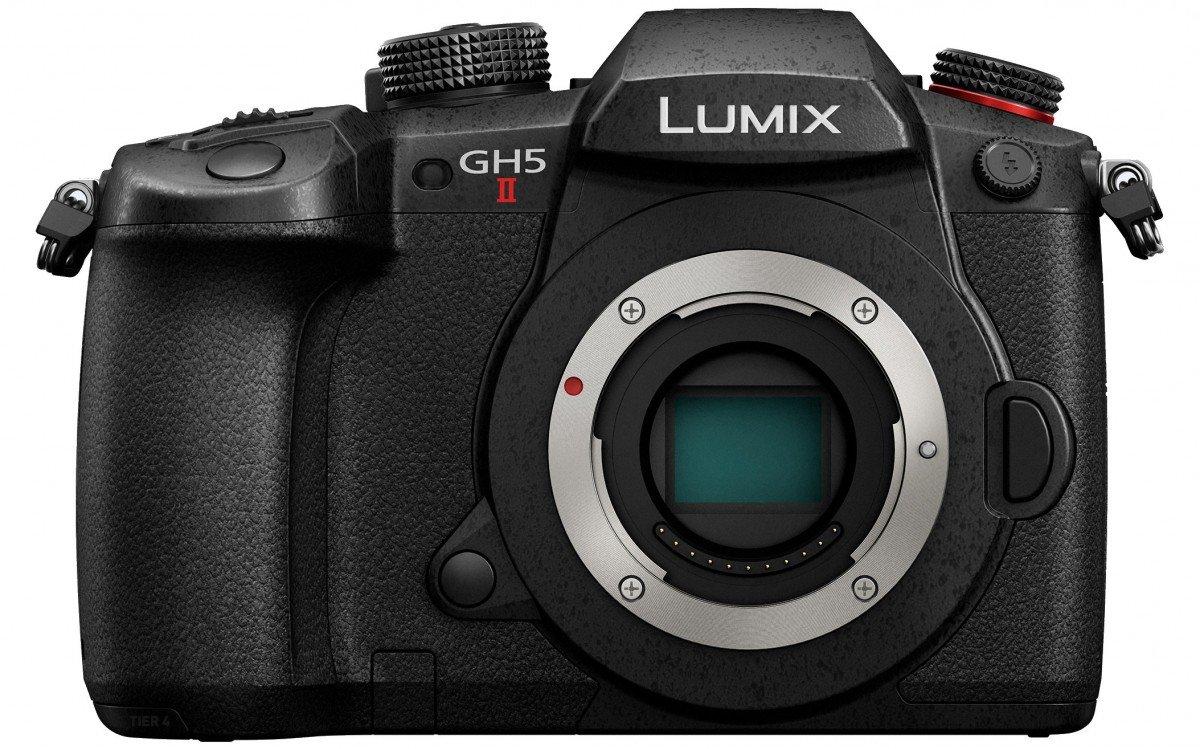 دوربین پاناسونیک لومیکس GH5 مارک ۲