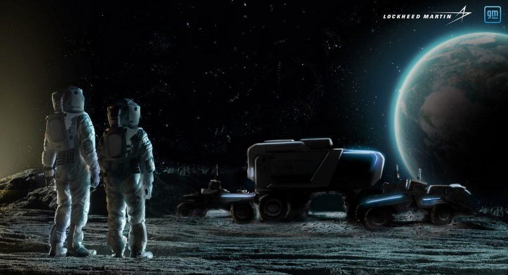 همکاری جنرال موتورز و لاکهید مارتین برای تولید یک ماهنورد پیشرفته