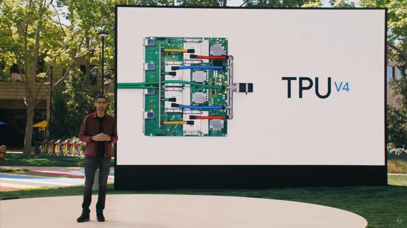 نسل چهارم تراشه هوش مصنوعی سفارشی گوگل معرفی شد