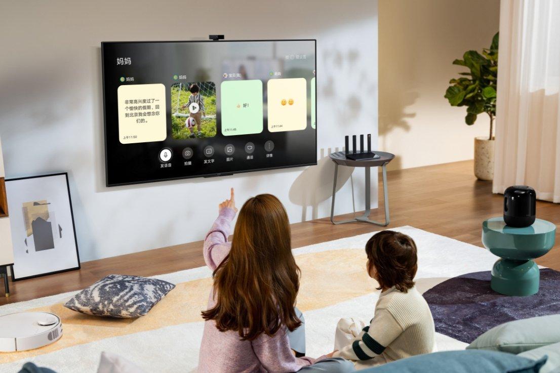 هواوی از Smart Screen SE پرده برداشت: تلویزیون 4K با سیستم عامل هارمونی