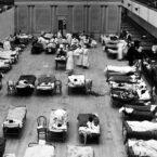 سرنخهایی جدید از همهگیری ۱۹۱۸: بافت انسانی حفظ شده از زمان جنگ جهانی اول چه میگوید؟