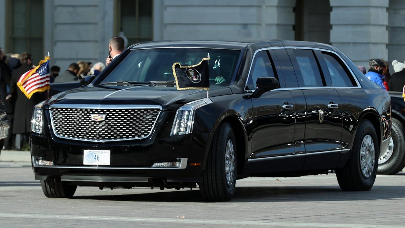 جو بایدن میخواهد خودروی مخصوص رئیس جمهور آمریکا را برقیسازی کند