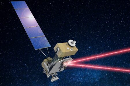 ناسا سیستم ارتباط لیزری جدید خود را اواخر تابستان آزمایش میکند