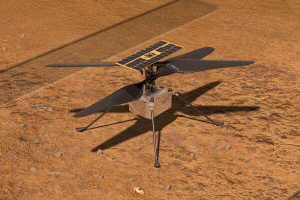 هلیکوپتر «نبوغ» در پرواز پنجم رکورد جدیدی ثبت میکند