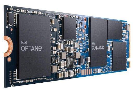 حافظه SSD هیبریدی اینتل
