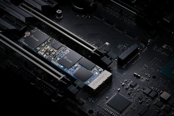 نسل جدید حافظه SSD هیبریدی اینتل برای لپتاپها معرفی شد